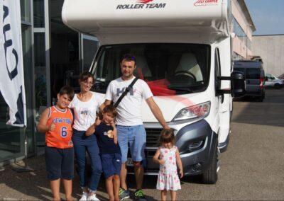 Consegna ROLLER TEAM ZEFIRO 277 – Bellocci