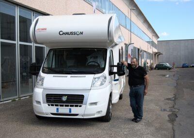 Consegna CHAUSSON C 626 – Cosi