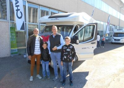 Consegna ROLLER TEAM ZEFIRO 295 TL ADVANCE – Martignago
