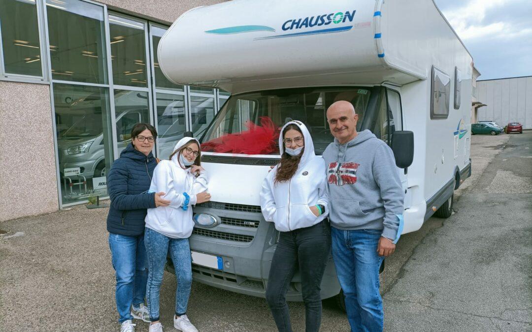 Consegna CHAUSSON FLASH 07 – Demelas